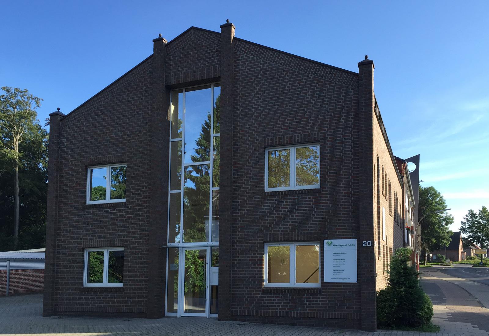 Gebäude Möller Cyganek