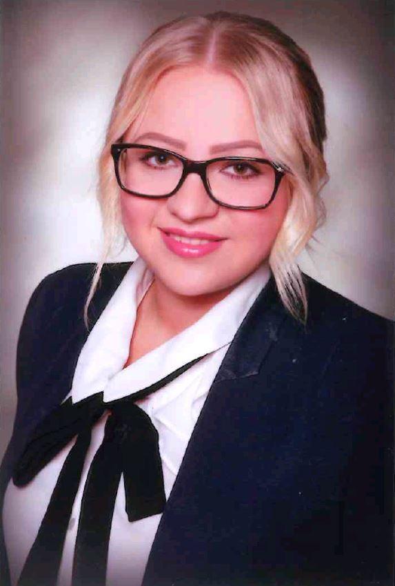 Steuerfachangestellte Veronika Fesjuk
