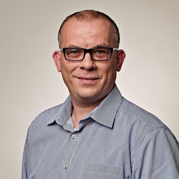 Steuerfachangestellter Jens Gebhardt